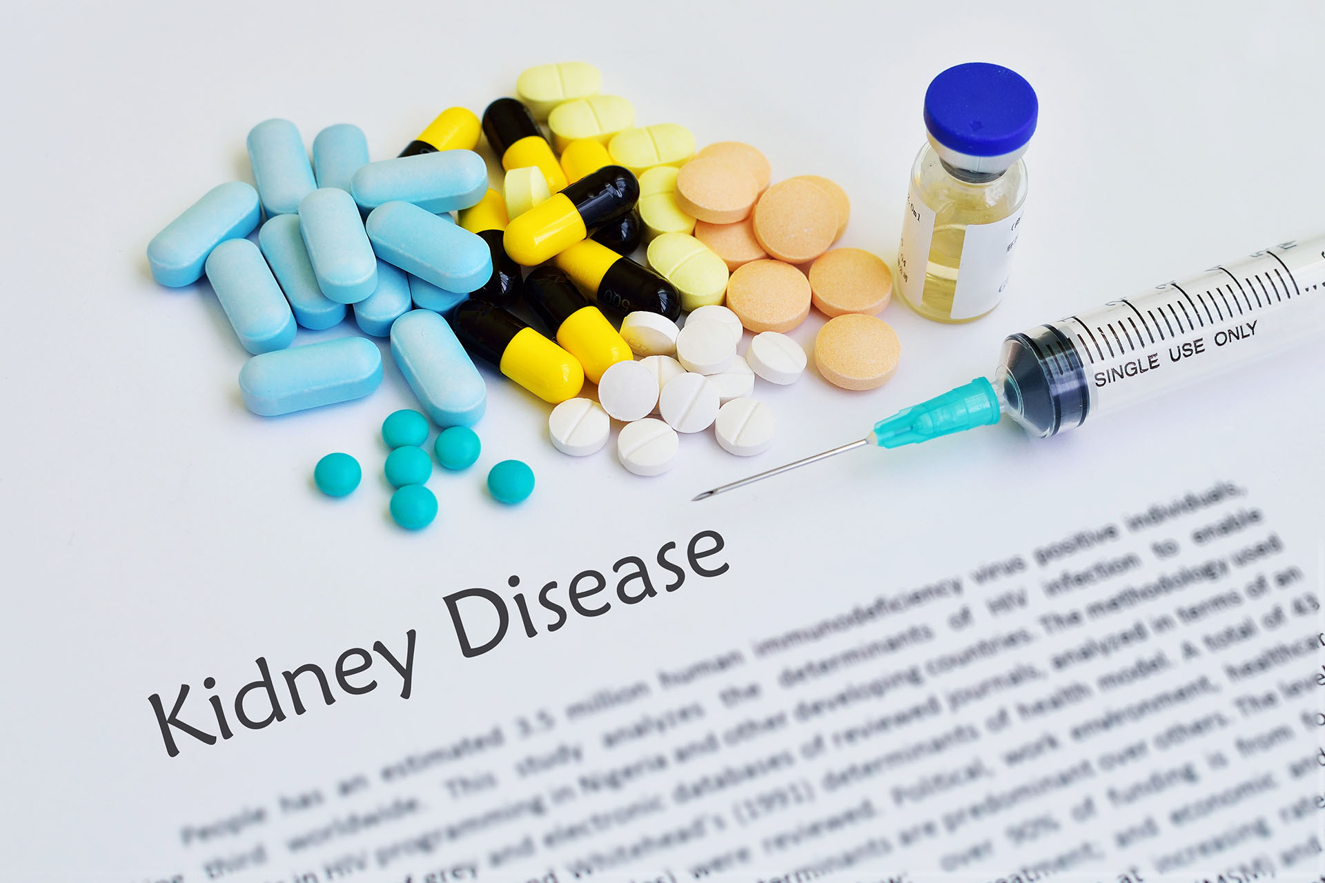 Gateway Nephrology Slider Image - Kidney Disease